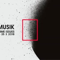 MaerzMusik – Festival for Time Issues 2018