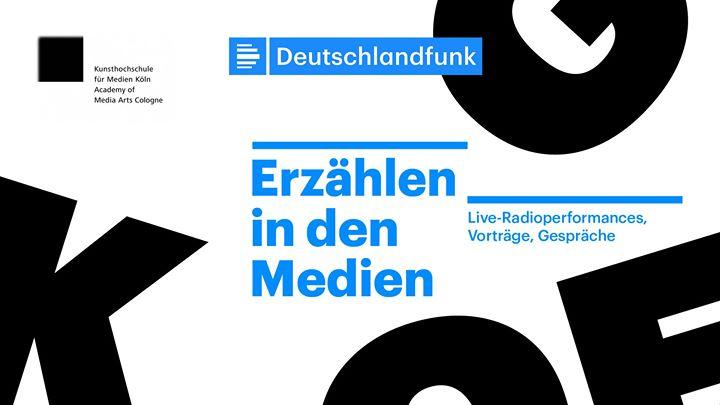 Kölner Kongress 2018: Erzählen in den Medien