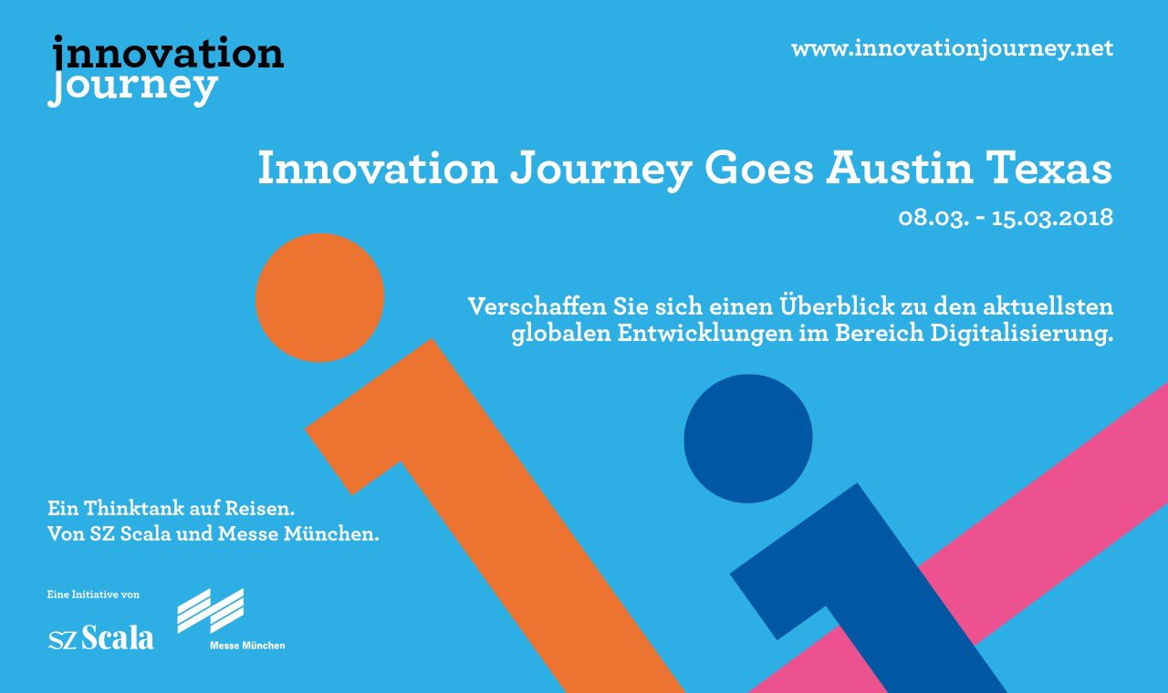 Innovation Journey: South by Southwest in Austin