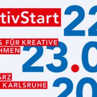 KreativStart 2018 - Kongress für kreative Unternehmen