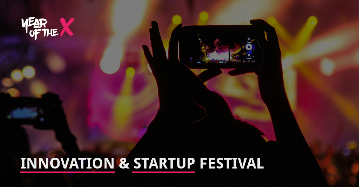 THE YEAR OF THE DOG - Innovation & Startup Festival // Wo Roboter auf Buddhas treffen