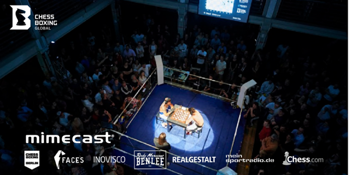 Intellectual Fight Club X - Urban Amateur Chessboxing