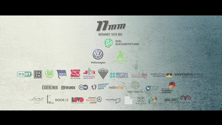 11mm International Football Film Festival Berlin 2018