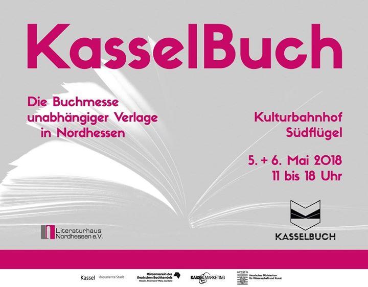KasselBuch - Buchmesse der unabhängigen Verlage in Nordhessen
