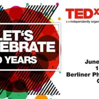 "TEDxBerlin ""Let's Celebrate"""