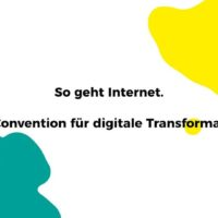 Hallo.digital - Convention für digitale Transformation