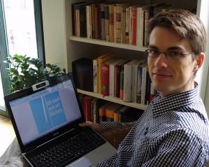 """Leander Wattig: Facebook ist die Lebensader von """"Ich mach was mit Büchern"""""""