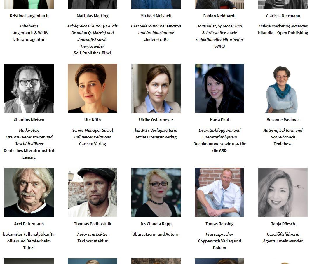ORBANISM ist Kooperationspartner der Leipziger Autorenrunde 2018