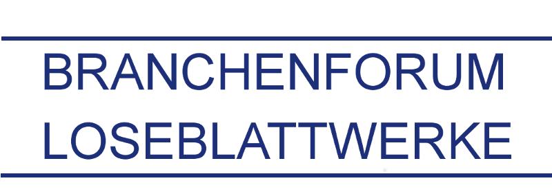 Branchenforum Loseblattwerke 2018
