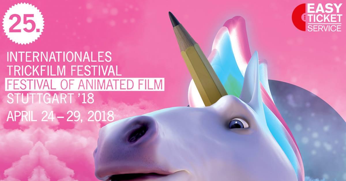 Internationales Trickfilmfestival Stuttgart 2018
