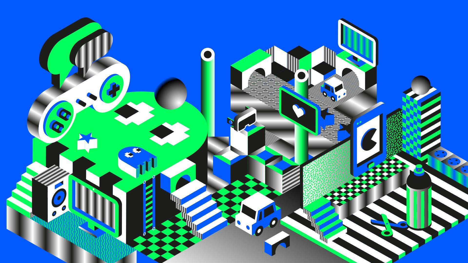 Next Level - Festival for Games 2018