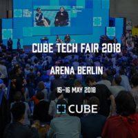 CUBE Tech Fair 2018 - Industry 4.0 & more