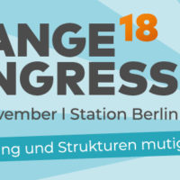 Change Congress 2018