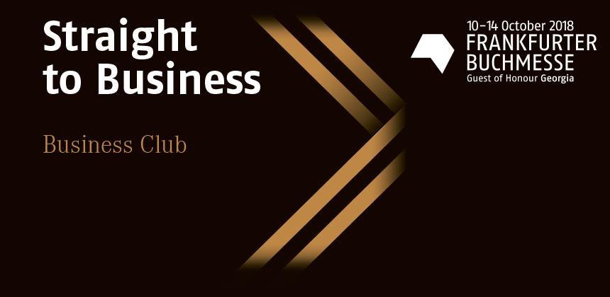 THE MARKETS 2018 // Business-Club-Konferenz der Frankfurter Buchmesse