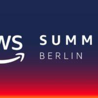 AWS Summit Berlin 2018