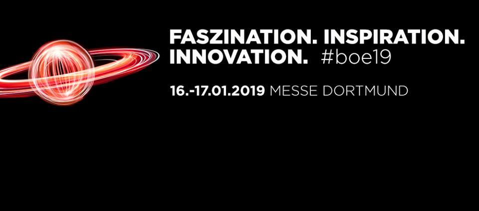 BEST OF EVENTS INTERNATIONAL 2019 – Fachmesse für Erlebnismarketing