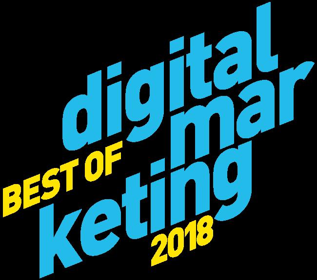 HORIZONT Best of Digital Marketing 2018