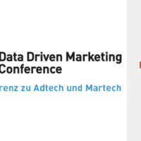 Data Driven Marketing Conference 2018