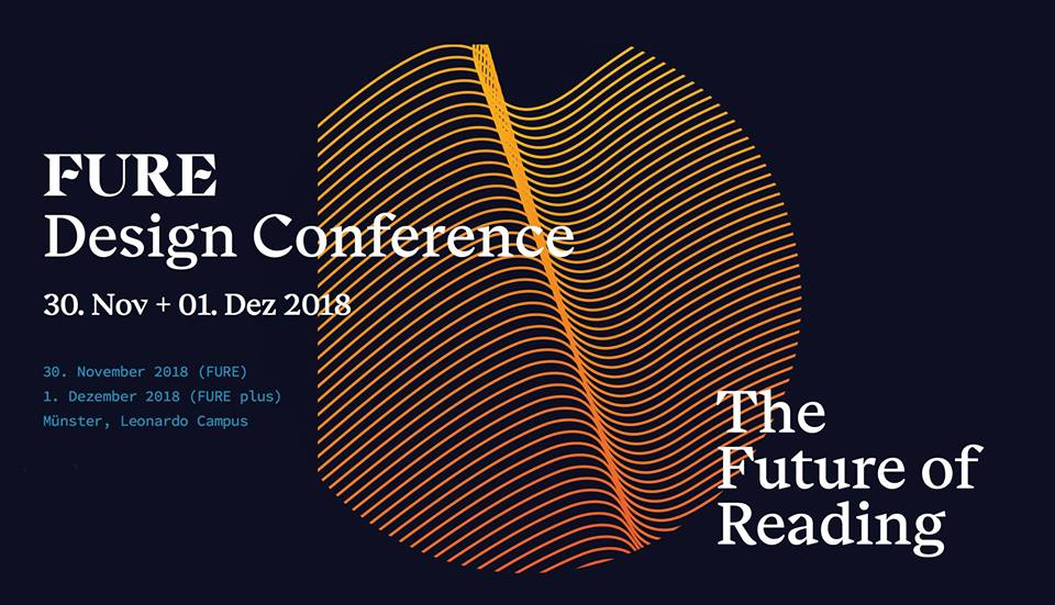2. FURE Konferenz – The Future of Reading 2018