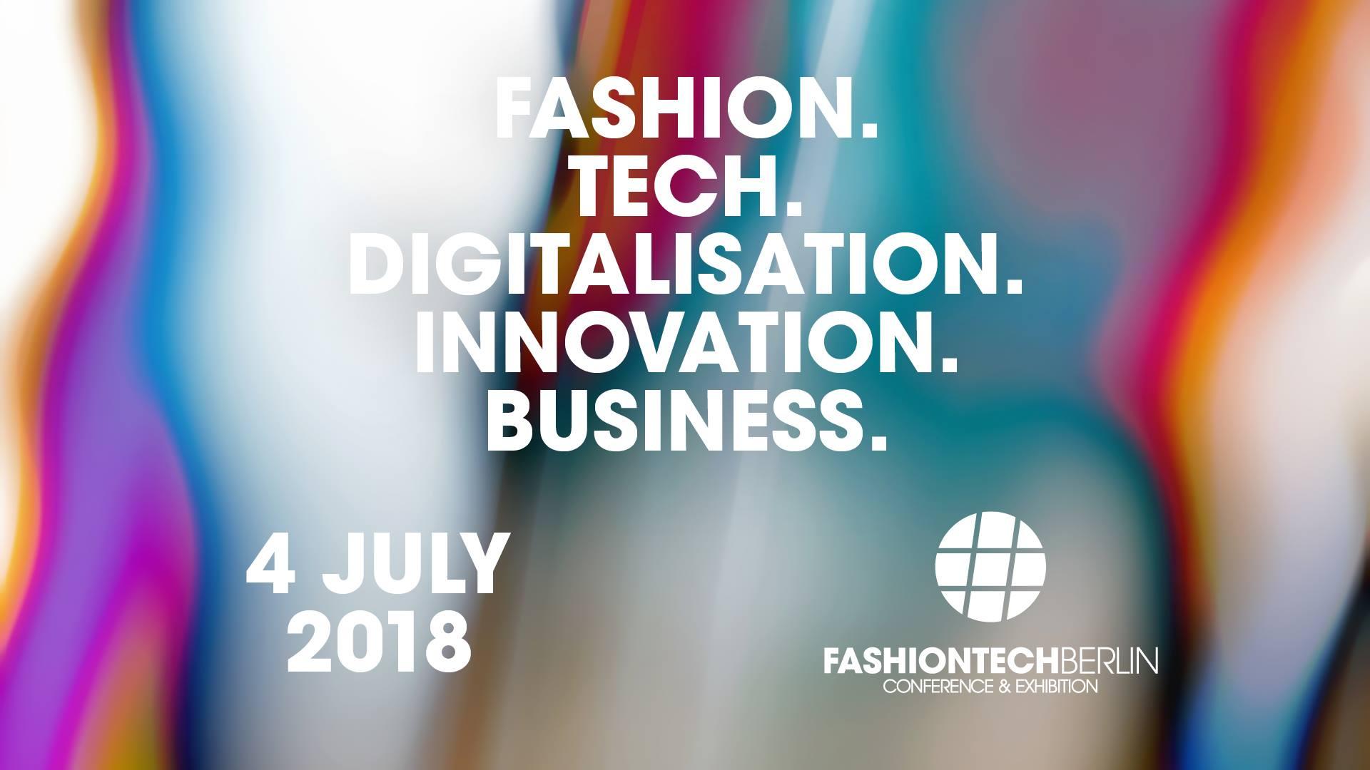 Fashiontech Berlin 2018