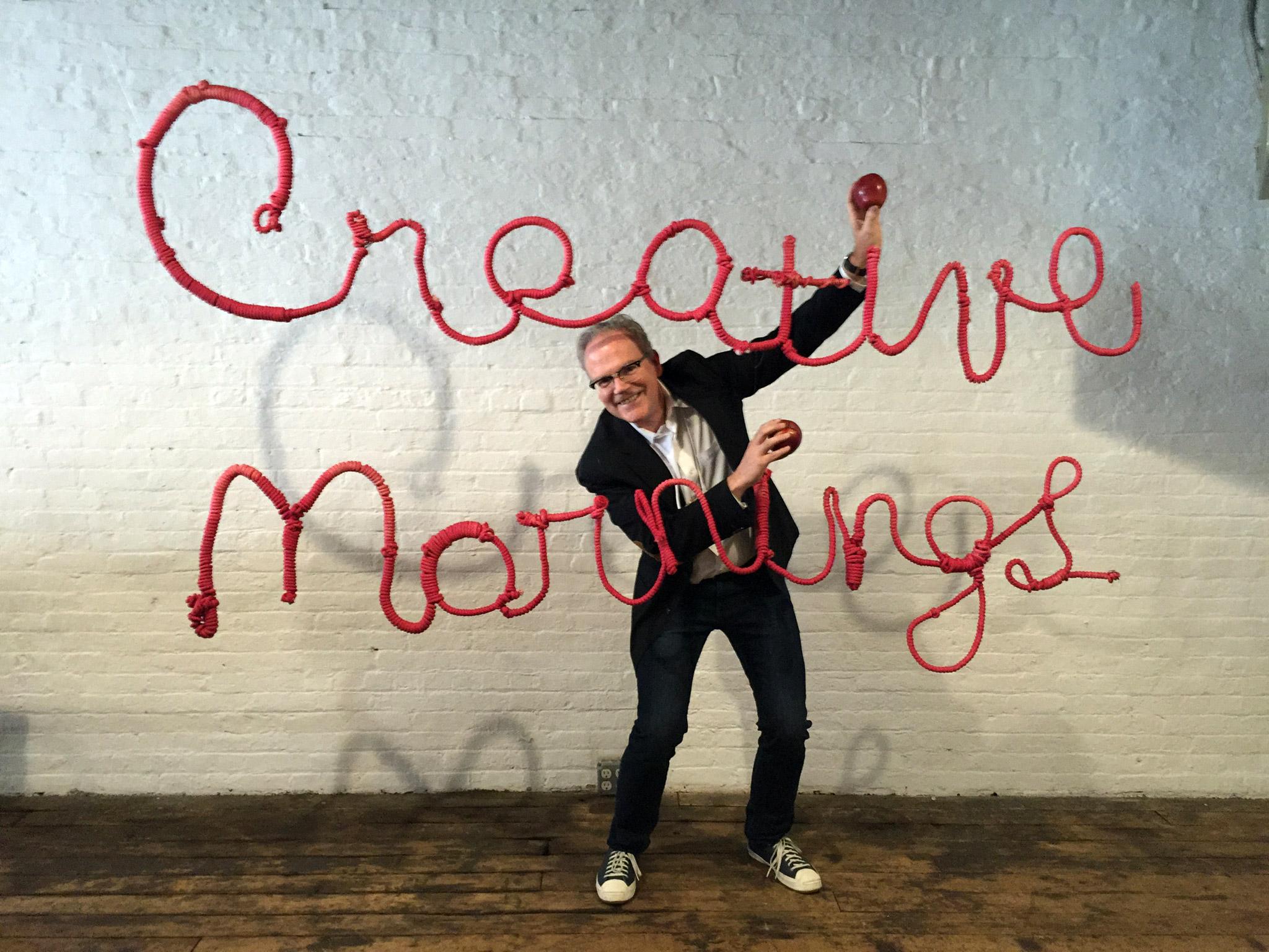 Jürgen Siebert - Creative Mornings