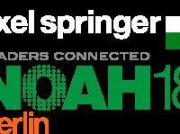 Axel Springer NOAH Conference Berlin 2018