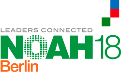 Axel Springer NOAH Conference Berlin 2018