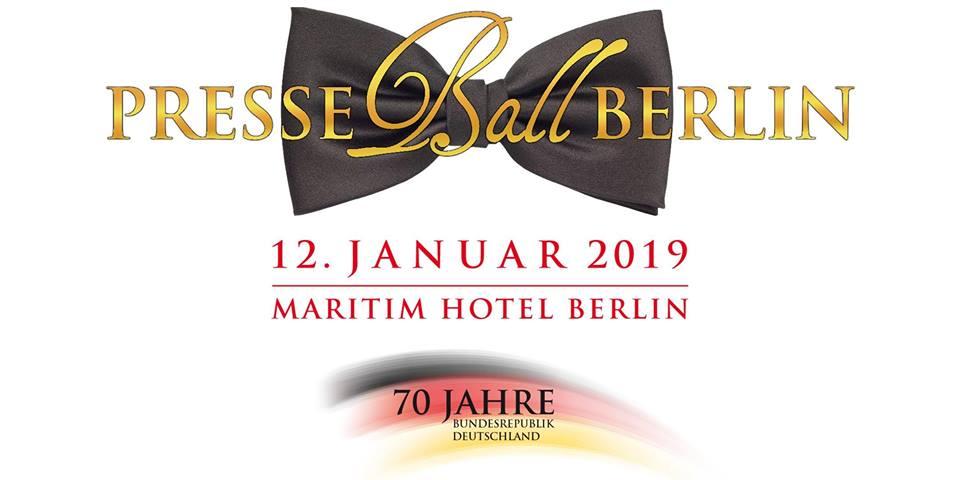 Presseball Berlin 2019
