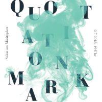 """Literatursalon """"QUOTATION MARK"""" - Ein Tiger, Kafka und die Liebe"""
