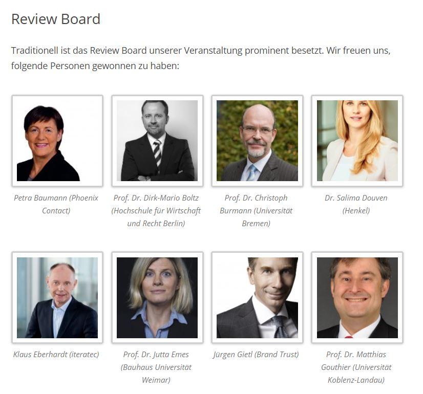 Fachbeirat / Review Board