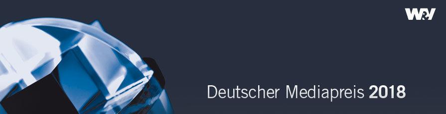 Deutscher Mediapreis 2018