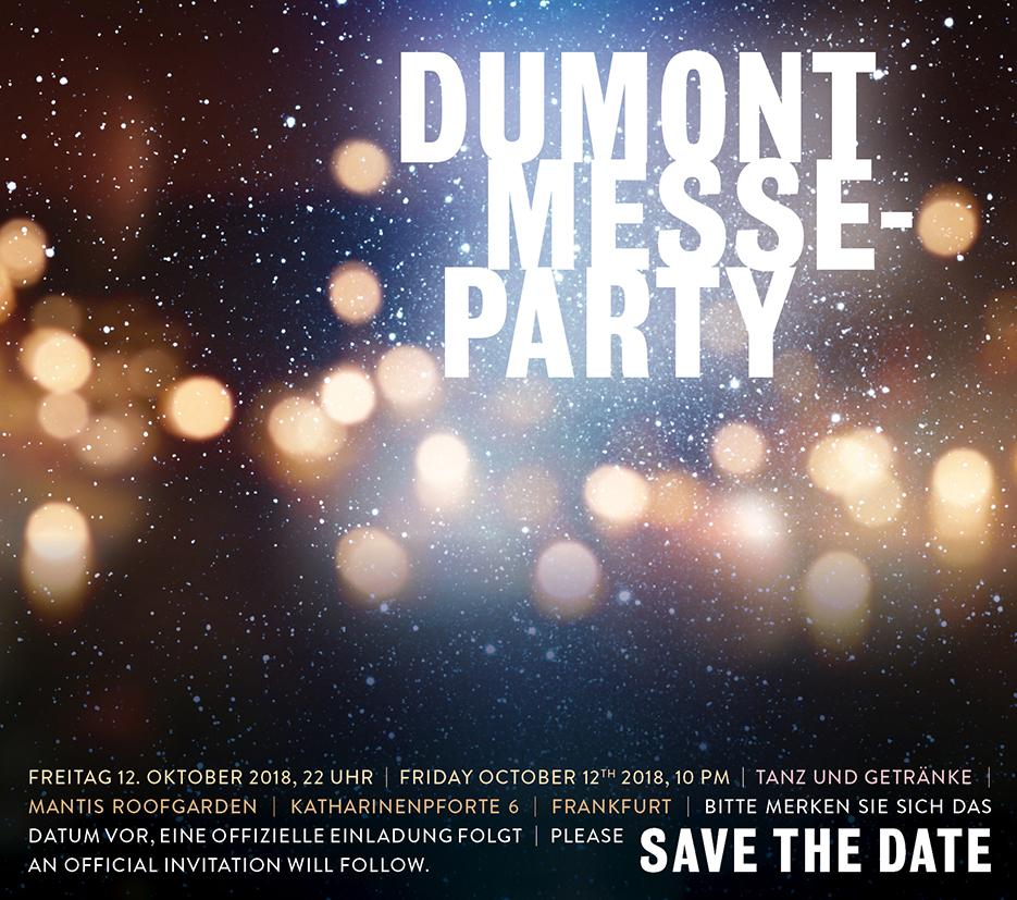 DuMont Messeparty 2018