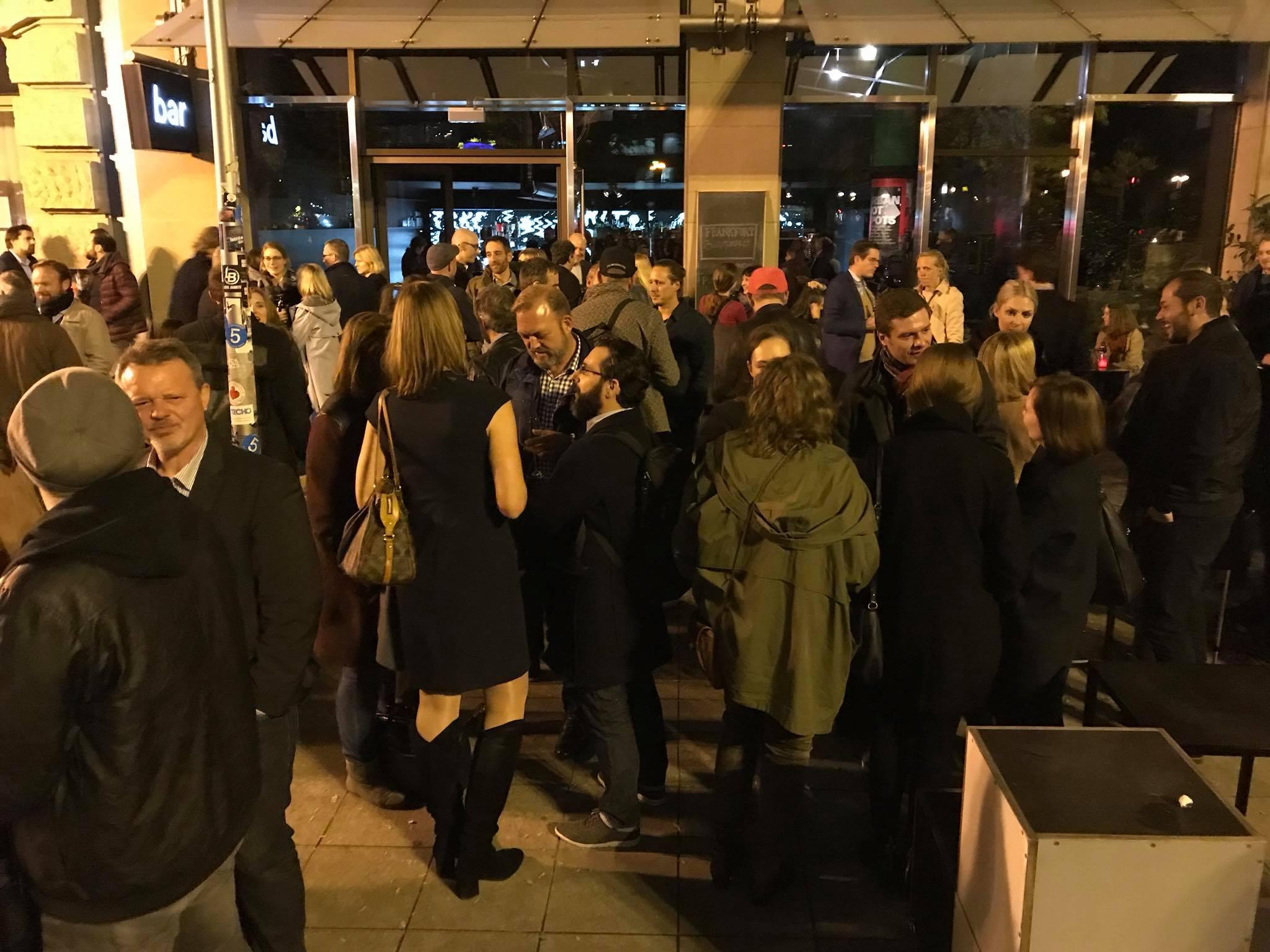 #pubnpub im AMP zur Frankfurter Buchmesse 2017