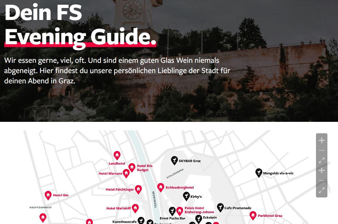 Stadt-Tipps vom Konferenz-Veranstalter
