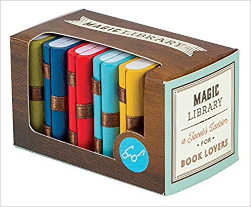 Magic Library: A Jacob's Ladder for Book Lovers (Englisch, Chronicle Books, 2018)