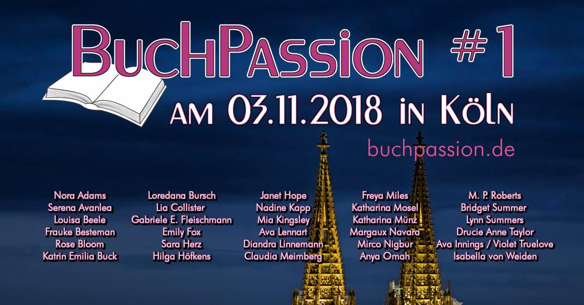 1. BuchPassion 2018