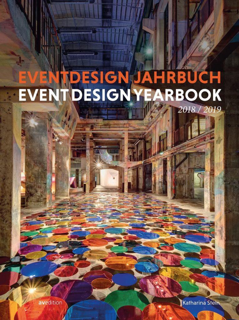 »Eventdesign Jahrbuch 2018 / 2019« von Katharina Stein (Englisch, avedition, 2018)