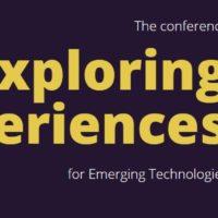 Exploring Experiences 2018