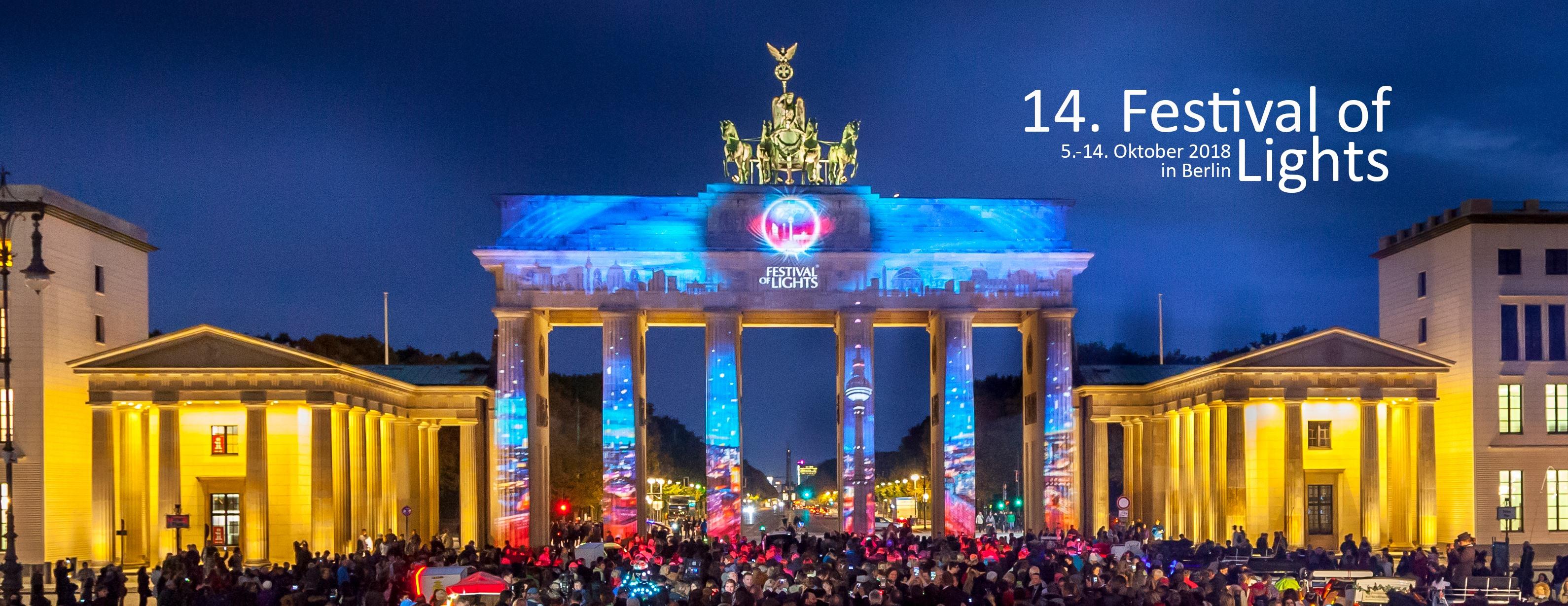 Festival of Lights 2018 Berlin