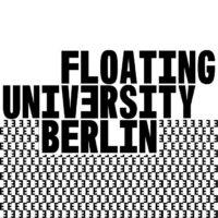 Floating University Berlin 2018