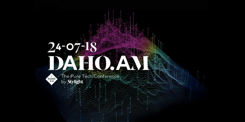 DAHO.AM18 - The Pure Tech Conference