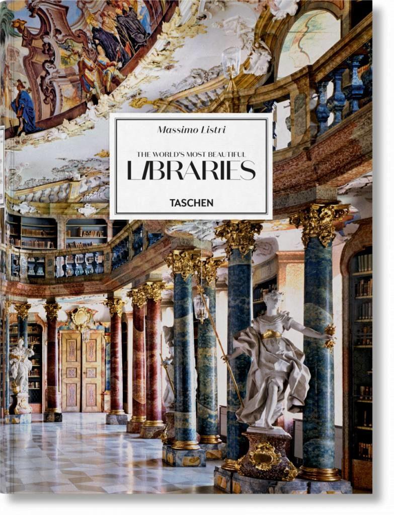 »Massimo Listri. Die schönsten Bibliotheken der Welt« von Elisabeth Sladek und Georg Ruppelt (TASCHEN, 2018)
