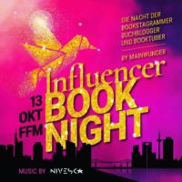 Influencer Booknight 2018