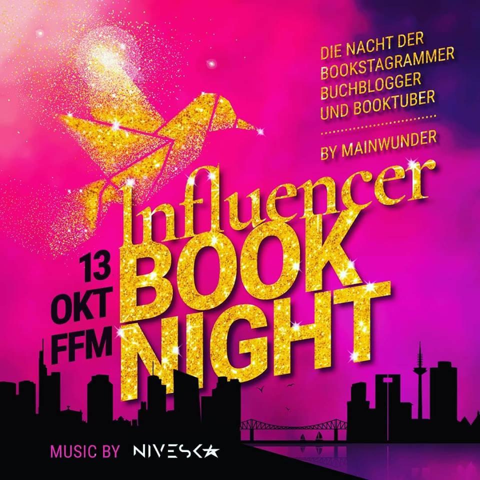 Influencer Booknight 2018