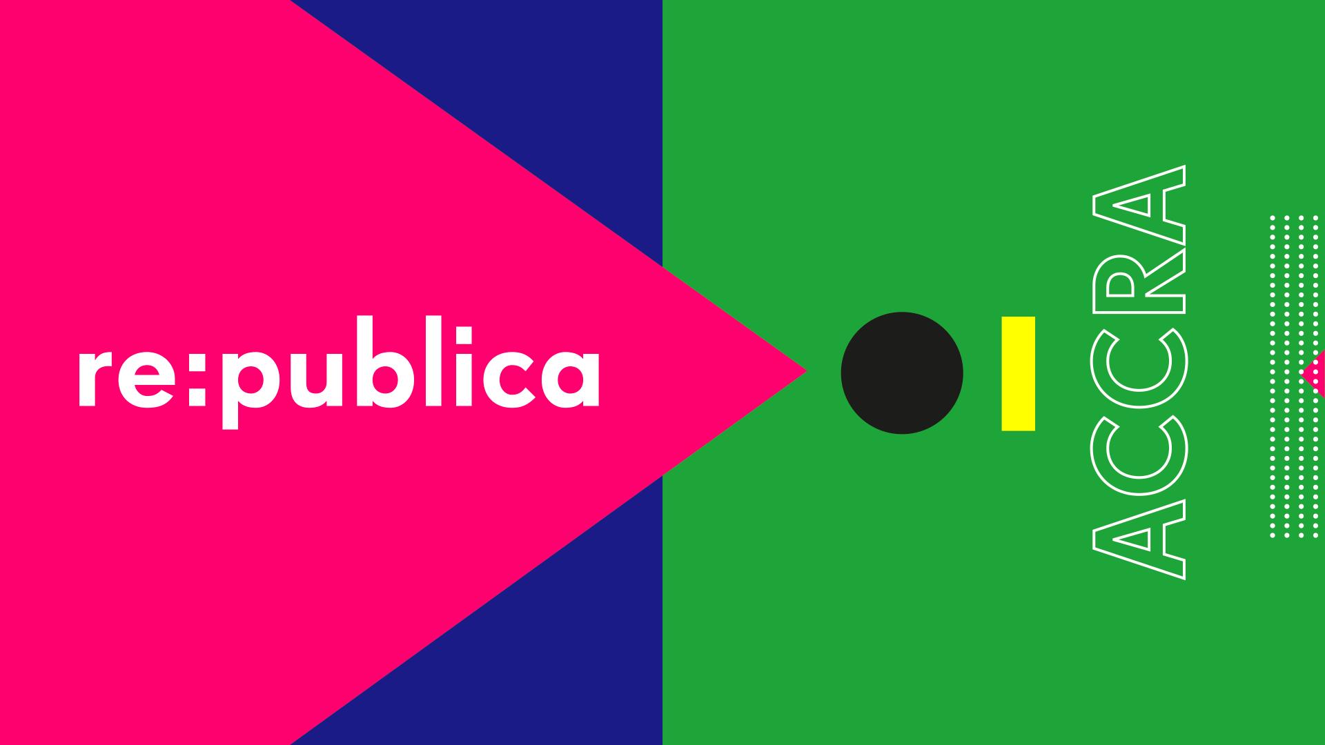 re:publica Accra 2018