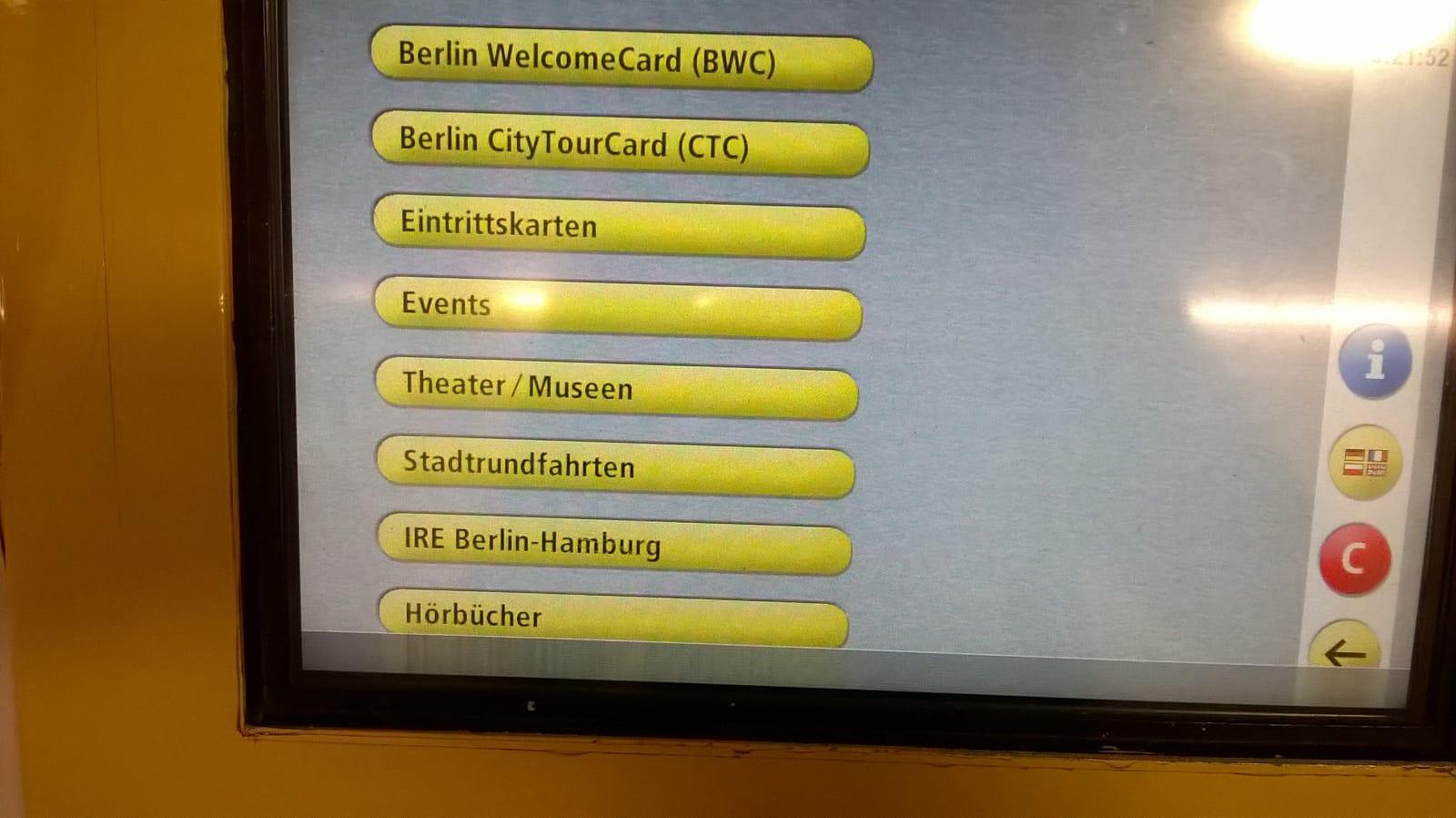 Berlin BVG Hörbücher