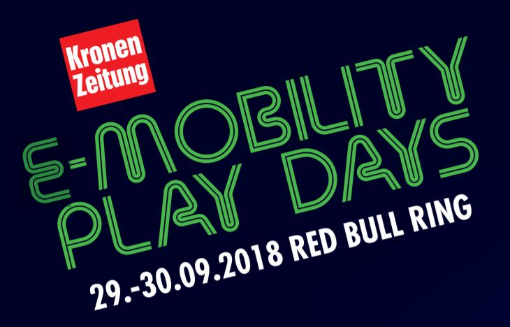 Krone E-Mobility Play Days 2018