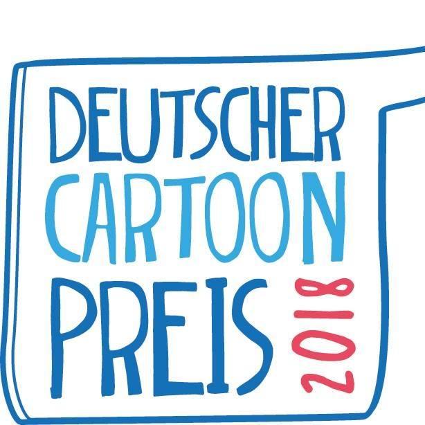 Preisverleihung Deutscher Cartoonpreis 2018