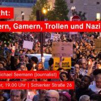 Michael Seemann: Die Alt-Right - Von Hackern, Gamern, Trollen und Nazis