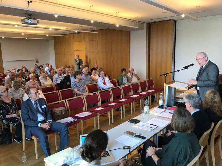 Jahrestagung der Theodor Fontane Gesellschaft, September 2018